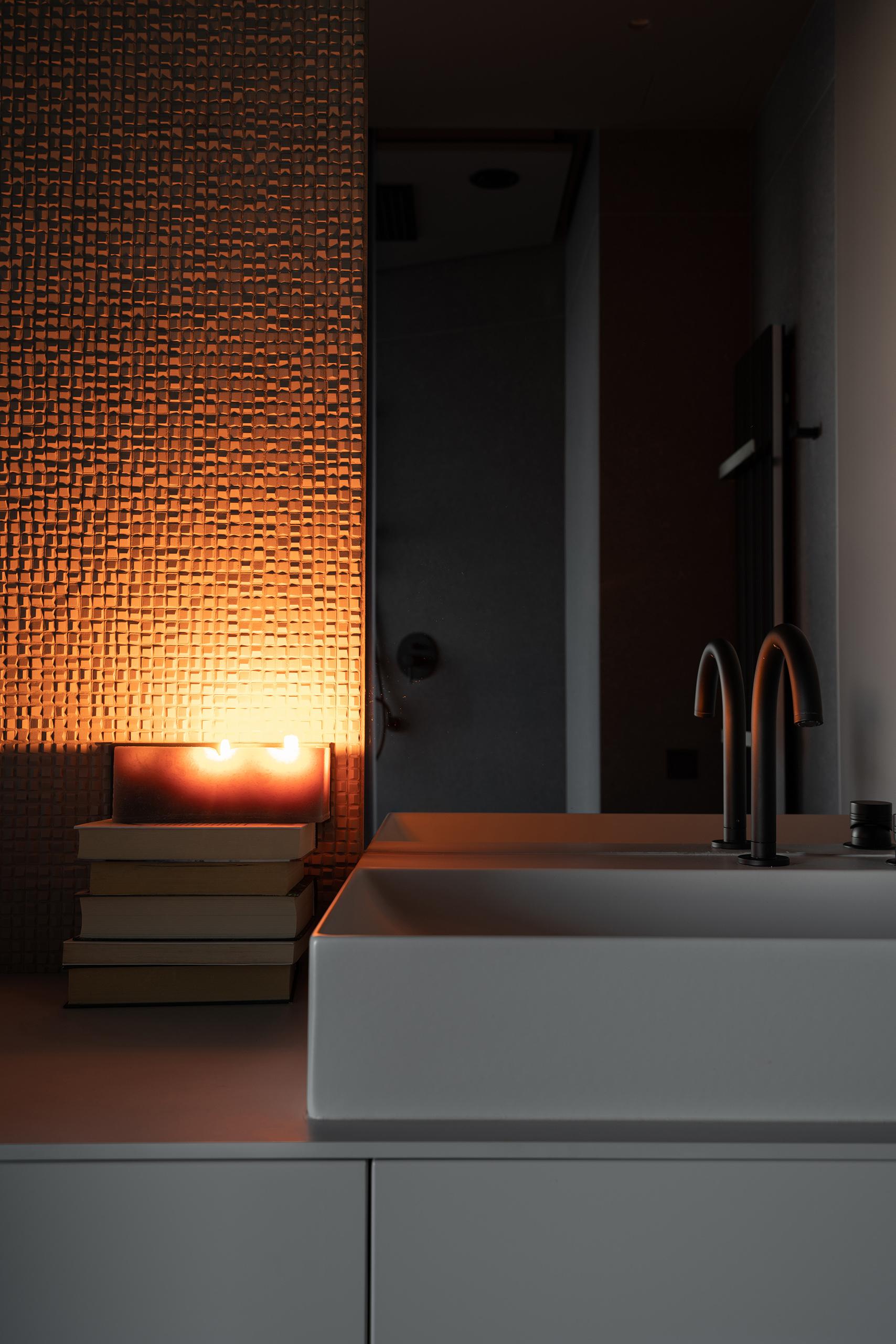 Фотосъемка интерьера ванной