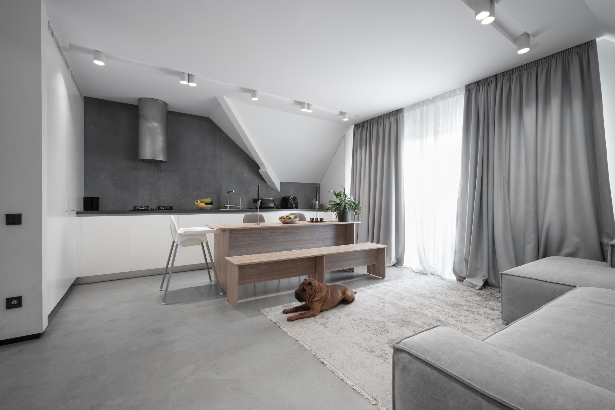 Фотосъемка дизайна интерьера квартиры