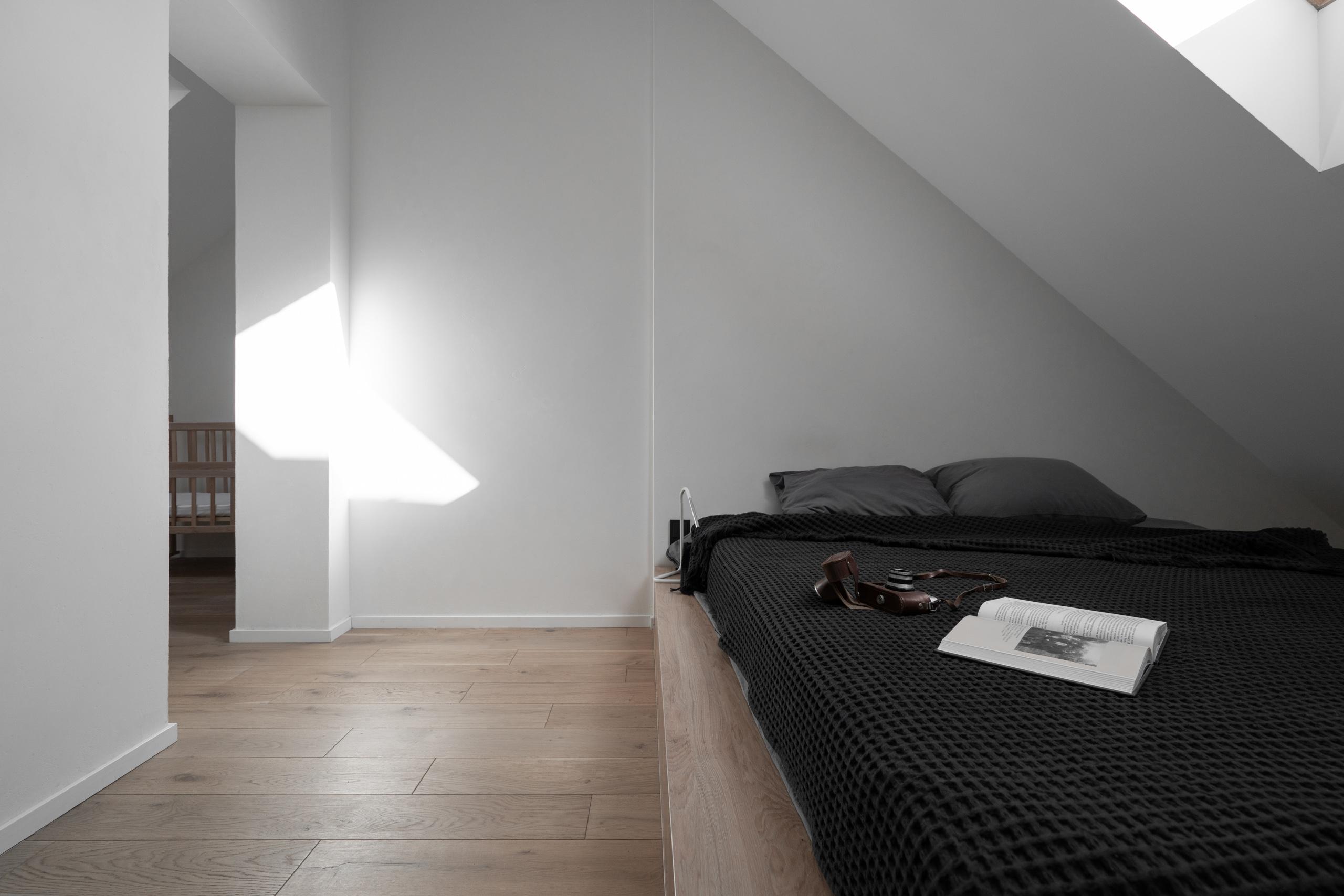 Фотосъемка интерьера спальни