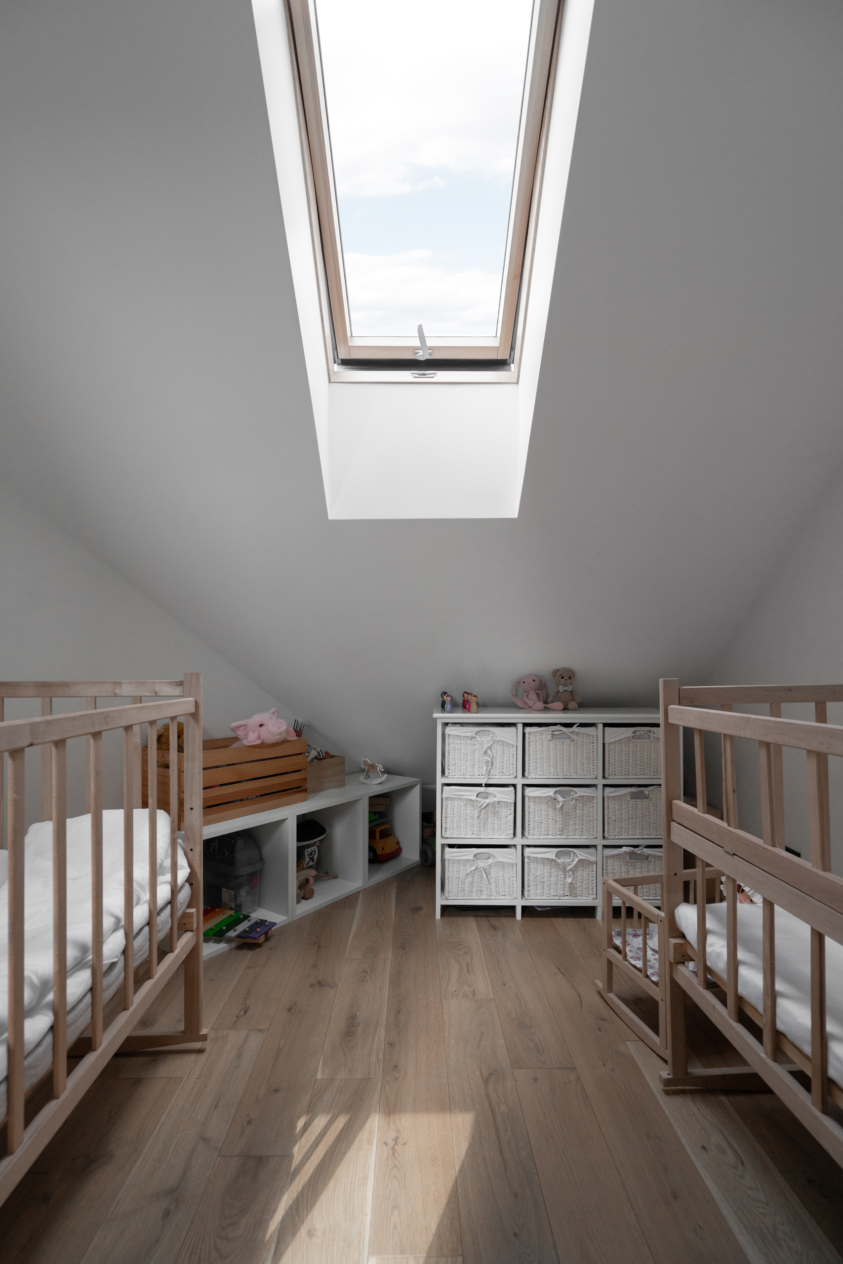 Фотосъемка интерьера спальни детской