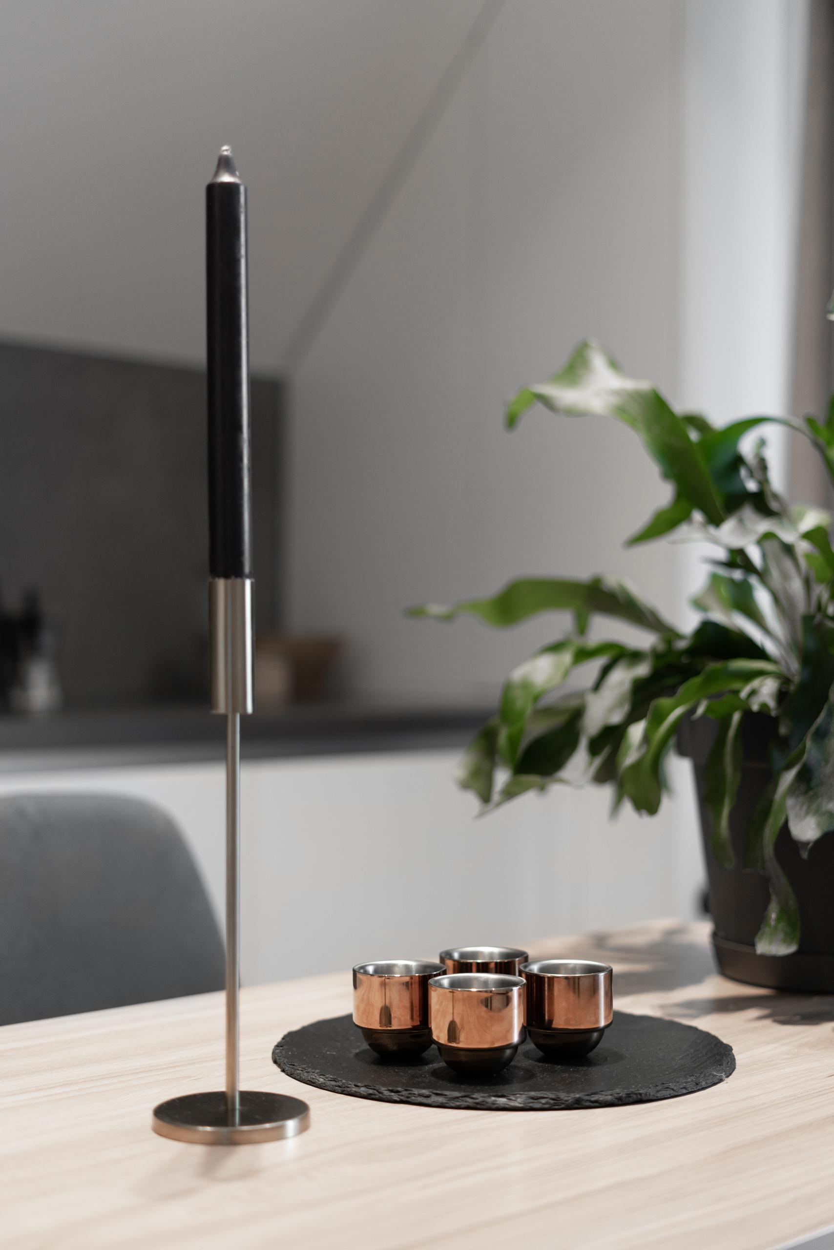 Фотосъемка дизайна интерьера кухонного стола