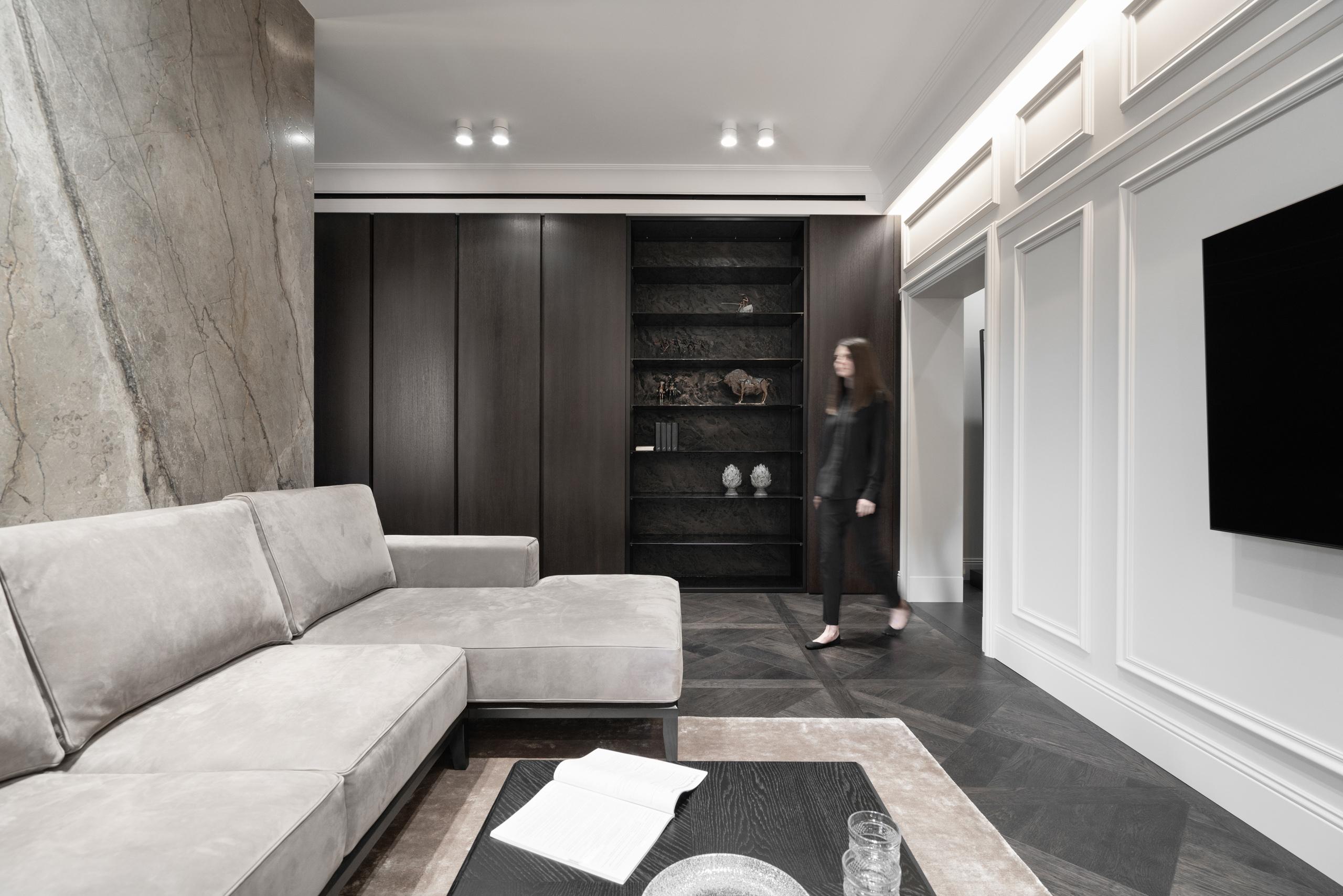 Фотосъемка интерьера современной квартиры