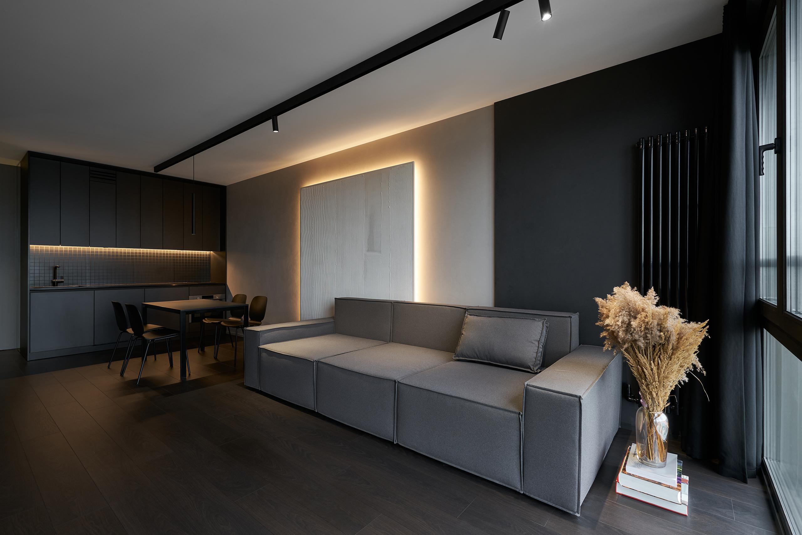 Фотосъемка интерьера квартиры Hoffman