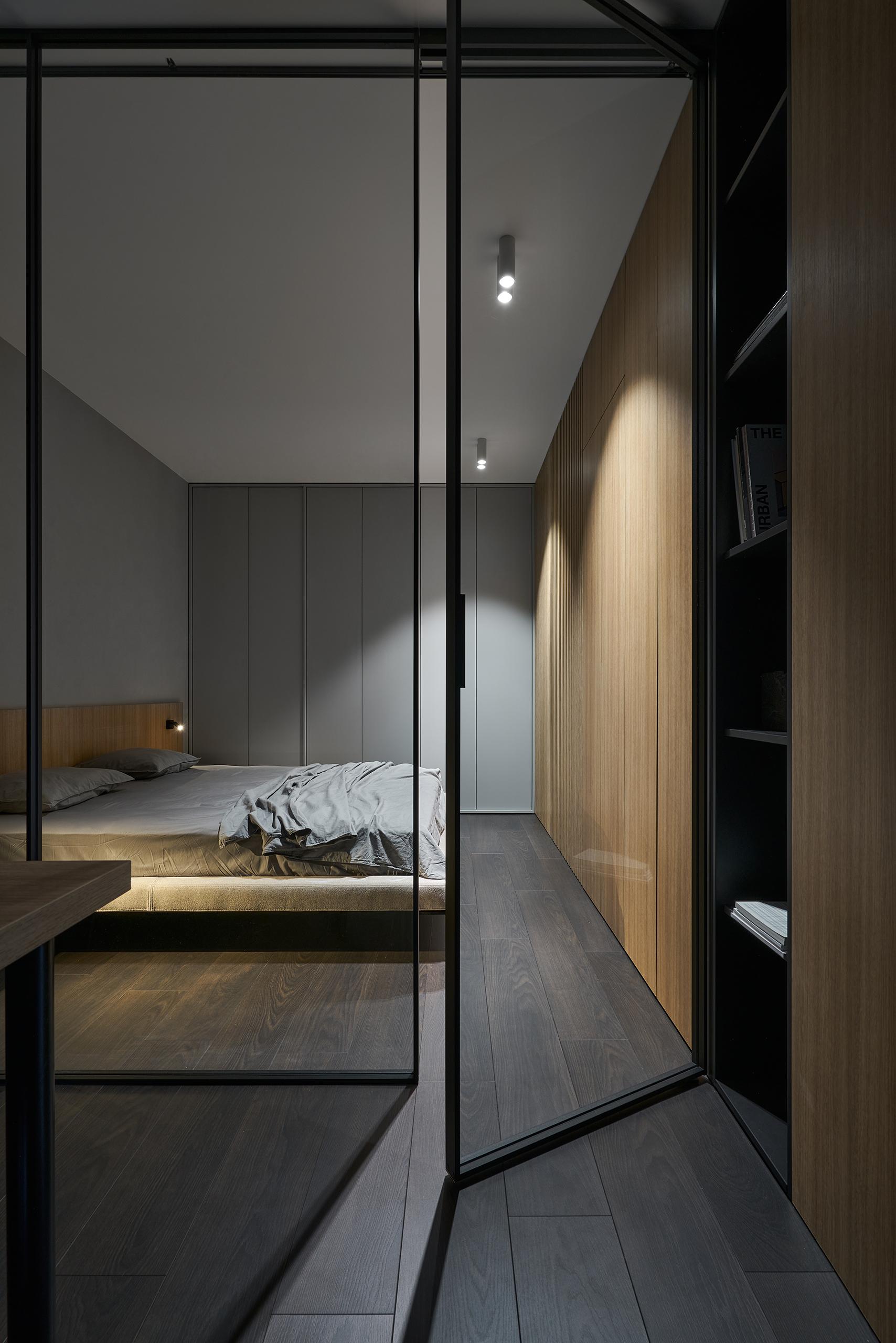 Фотосъемка интерьера спальни Hoffman