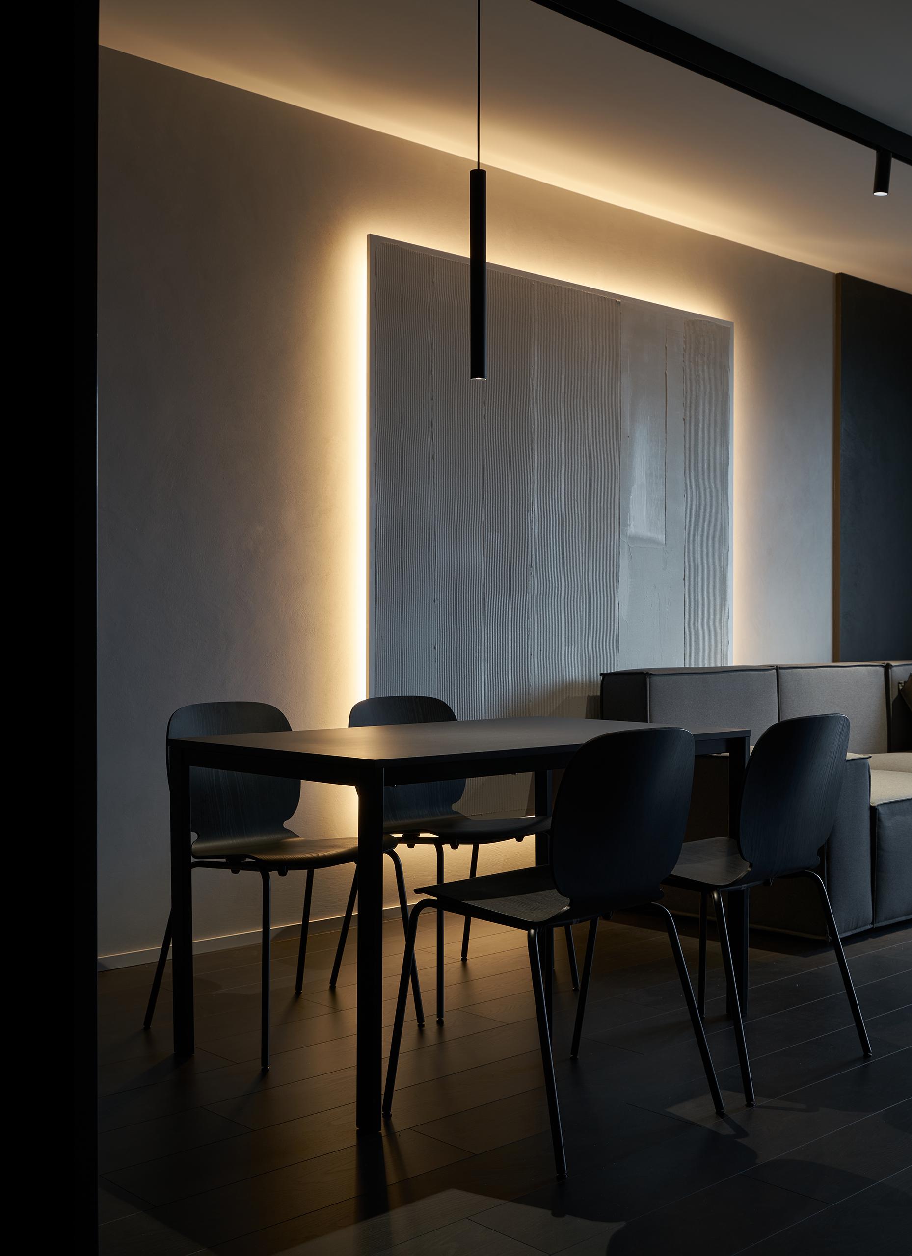 Фотосъемка интерьера кухни Hoffman